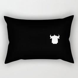 Apple's Cow Rectangular Pillow