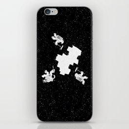 Incomplete Space iPhone Skin