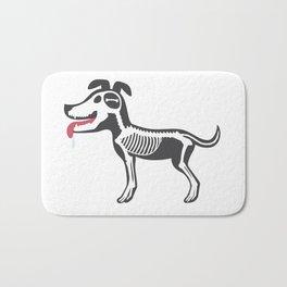 Dog's Bone Marrow Bath Mat