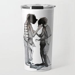 rags to riches Travel Mug