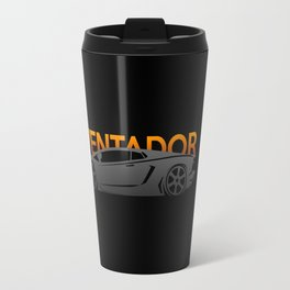 Lamborghini Aventador Travel Mug