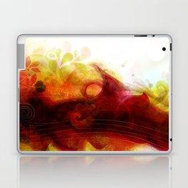Abstract Splats by Friztin Laptop & iPad Skin