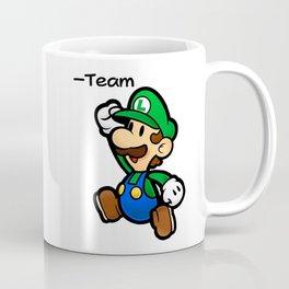 An Italian Bromance Coffee Mug