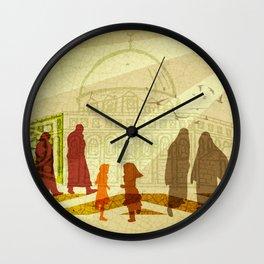 Al-Aqsa Jerusalem Wall Clock