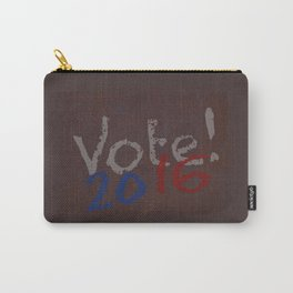 vote 2016 ! Carry-All Pouch
