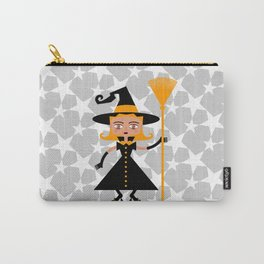 Beware of wicked witch! Carry-All Pouch