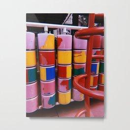 Sprayground Metal Print