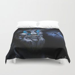 Another Time Duvet Cover