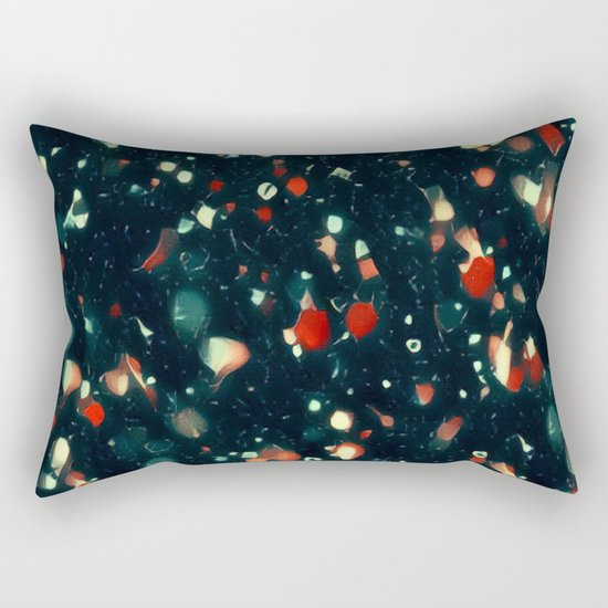 leggings-241 Rectangular Pillow