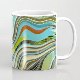 Abstract Composition 73 Coffee Mug