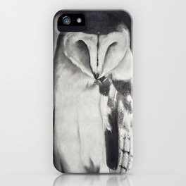 Barn Owl iPhone Case