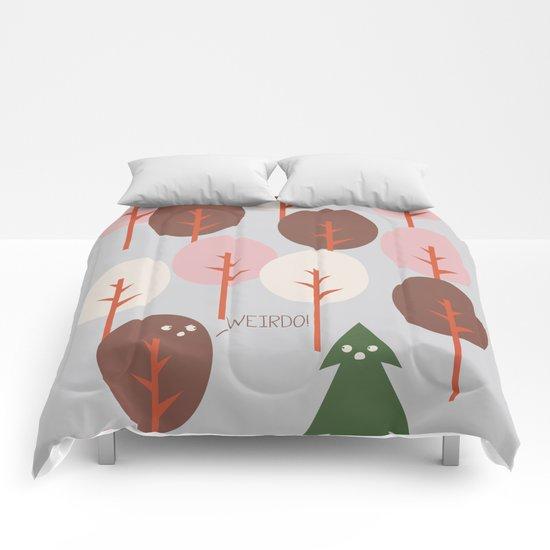 Weirdo Comforters