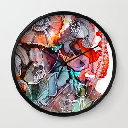 Apothicaire Wall Clock