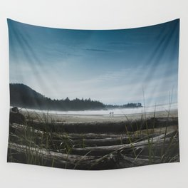 West coast surfing Wall Tapestry