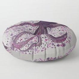 Slender Octopus Floor Pillow