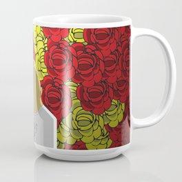 Bed Of Roses Coffee Mug