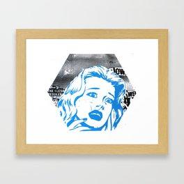 Plastic Series 1 Framed Art Print