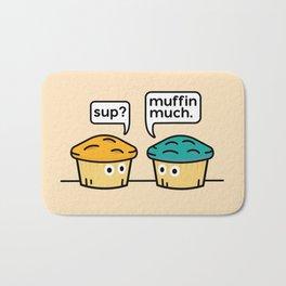 Two Muffins Bath Mat