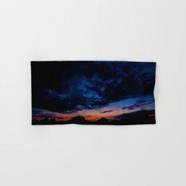 Kansas Sunset Hand & Bath Towel