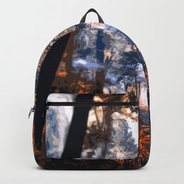 Into the Forest of Light Backpack