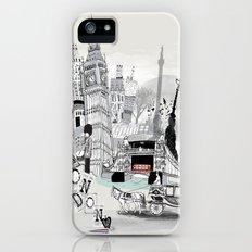 Retro London iPhone (5, 5s) Slim Case