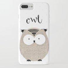 OWL Slim Case iPhone 7 Plus
