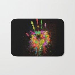 Artist Hand (1) Bath Mat
