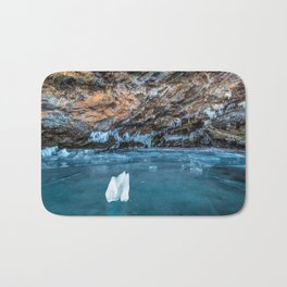 The Ice Grotto Bath Mat
