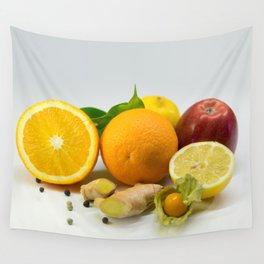 Vitamins Wall Tapestry