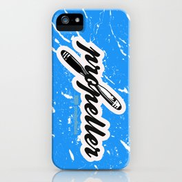 Propeller    1 --- clear2land.net copyright iPhone Case