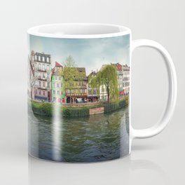 Quai des Bateliers Coffee Mug