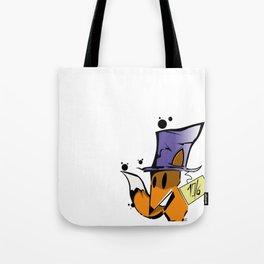 Mad Fox Tote Bag