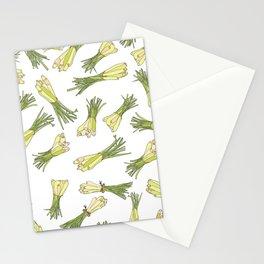 Lemongrass Stationery Cards