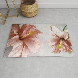 Blossom, Pink Flowers Rug