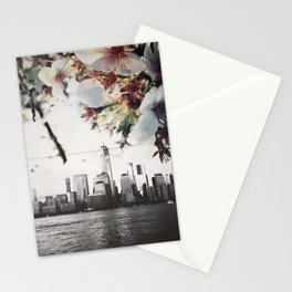 love in ny Stationery Cards