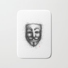 Anonymous Bath Mat