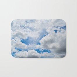 Clouds 1 Bath Mat