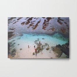 indonesian ocean Metal Print