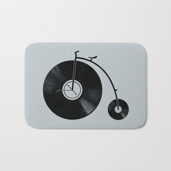 Ride Your Music! Bath Mat