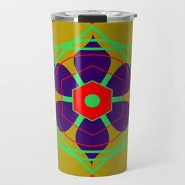 Multidimensional Guardian Travel Mug