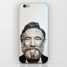Robin Williams iPhone Skin