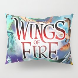 Wings Of Fire All Dragon Pillow Sham