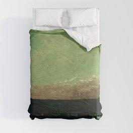 "Gustave Courbet ""The Mediterranean"" Comforters"