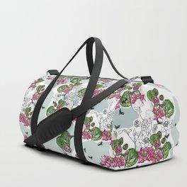 Lotus Jardin Duffle Bag