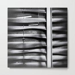 Angle of Venting I Metal Print