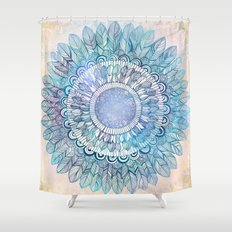 It's a glorious day, Buttercup Shower Curtain
