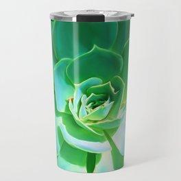 GREEN SUCCULENT Travel Mug