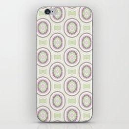 Grazioso Cameo Mint iPhone Skin