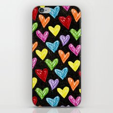 Midnight Love iPhone & iPod Skin