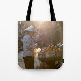 Vietnam Streets Tote Bag